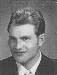 Alois Jaroš starší, otec pamětníka, snímek z roku 1951