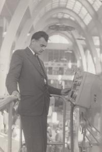 Jaroslav Běl ve Škodovce