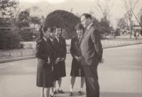 V Japonsku v letech 1966-70