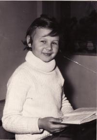 V 1. třídě na základní škole ve Strašnicích