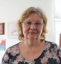 Miloslava Kačírková v roce 2019