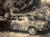 Škoda MB otce Markuse Rindta, s níž napomohl útěku