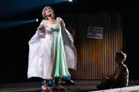 Při premiéře muzikálu Billy Elliot v Divadle J. K. Tyla
