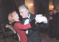 Monika s manželem Pavlem