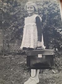 Hana v dětství