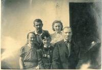 Rodina Jana Novenka