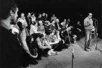Divadlo v revolučním roce 1989