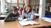 Studium v Mikulovském archivu