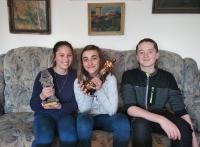 Klára, Ema a Pepa s Oscarem a Českým lvem
