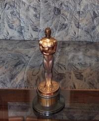 Oscar za film Amadeus udělený Karlu Černému