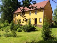 Lutzberg dnes, rodný dům pamětnice, do kterého se rodina v roce 2004 vrátila.