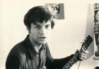 Jiří Zajíc, ca. 1971-72