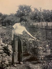 Markus Rindt v dětství v hraničním pásmu