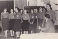 Návštěva ze SSSR v Tasicích, 1960