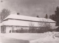 Panský dům, kde strávila L. Trpišovská skoro třicet let života