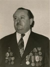 Manžel pamätníčky Milan Šagát