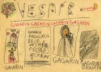 Dětská kresba z archivu Vladimíra Czumala