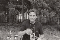 Ladislav Vavřík in 1996