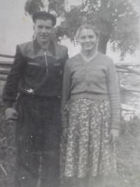 S bratrem Leonidem