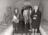 Žlutické divadelní léto 12.-14. 5. 1989