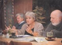 Porotkyní v celostátní přehlídce ve Vysokém nad Jizerou