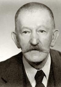 Otec Karla Hrubého