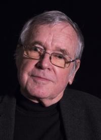 Tomislav Vašíček, portrét 2, rok 2018