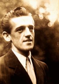 Karel Hrubý, dobová fotografie