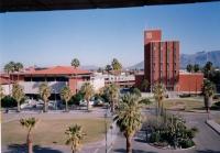 Arizonská univerzita, kde pamětník působil v letech 1992-1993