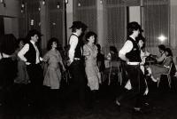 Country taneční skupina Montana, Nová Paka, konec 80. let