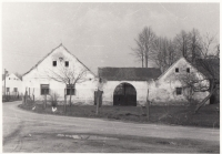Dům Liškových č.p. 8 ve Stříbřeci