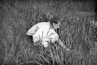 Jan Květ, Polabská tůň (1950)