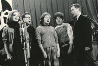 Další snímek Vokálního kvintetu Tomislava Vašíčka