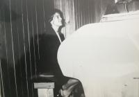 Počas hry na organe