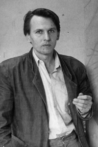 Daniel Balabán v roce 1993