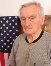 Josef Brzoň - foto z natáčení 2019