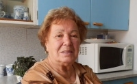 Kristina Balcarová, září 2019