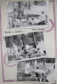 Ukázka z dokumentace cest, NDR