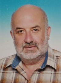Manžel Miloš Košíček