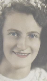 Naděžda Halásková, 1949