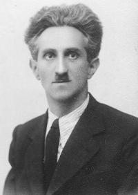 Otec roku 1941, krátce před smrtí
