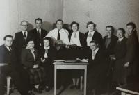 SČSP Brandýs nad Orlicí, 50. léta