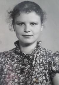 Marija Arsenivna Adamčuk, a portrait