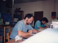 Zaměstnání v ZPA, Nová Paka, počátek 90. let