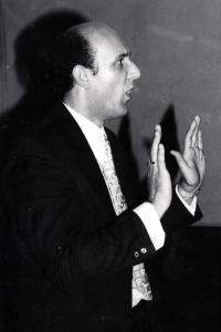 Milan Báchorek in 1970s