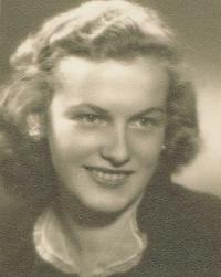 Pamětníkova matka, počátek 30. let
