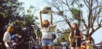 Oscar Band, Undergroundový festival Májovka 1986