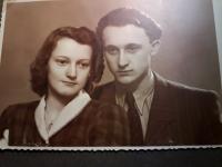 Daniel Kostsánszky s manželkou