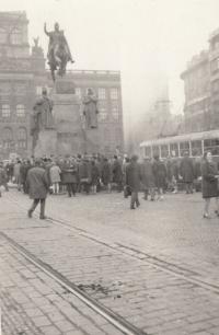 Prague, August 21, 1968
