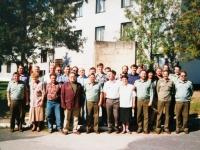 Eliška Bočková v 90. letech, Tábor